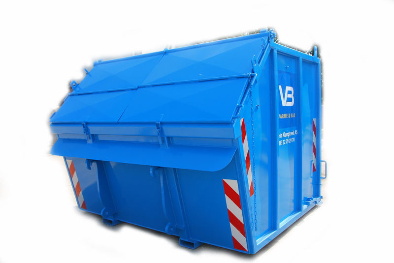 Container 10 m3 double 1 800x500