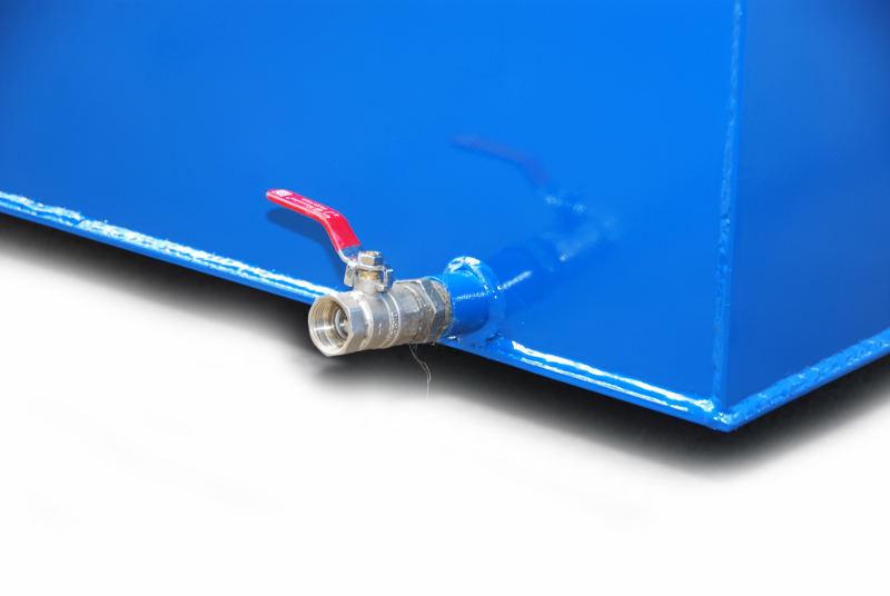 Container 10 m3 valve 1 800x500