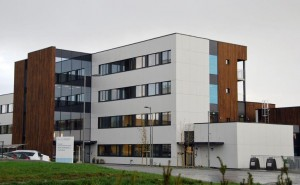 DPS Stavanger building